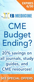 CME Budget Ending? 20% Off all CME Resources!