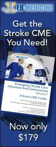 Emergency Stroke Care, Advances and Controversies