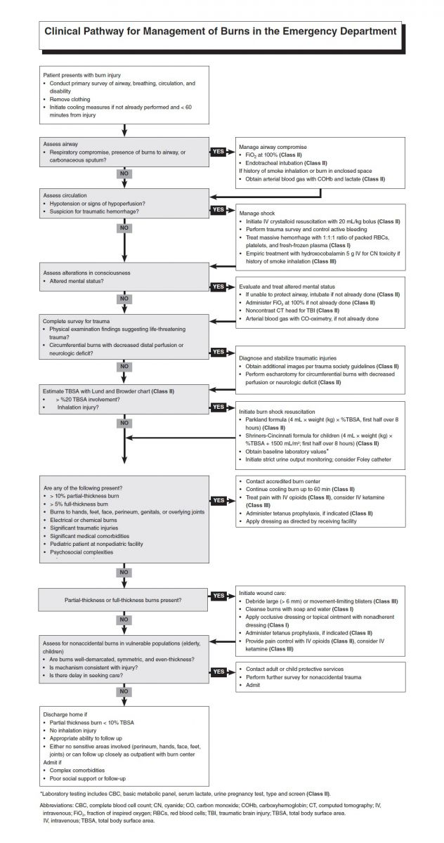 Clinical Pathway for Emergency Department Management of Metastatic Spinal Cord Compression