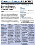 Emergency Department Management of Dyspnea in the Terminal Cancer Patient