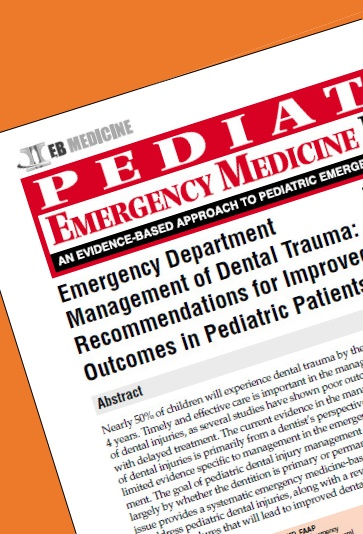 Emergency-Department Management-of-Dental-Trauma-Recommendations-for-Improved-Outcomes-in-Pediatric-Patients