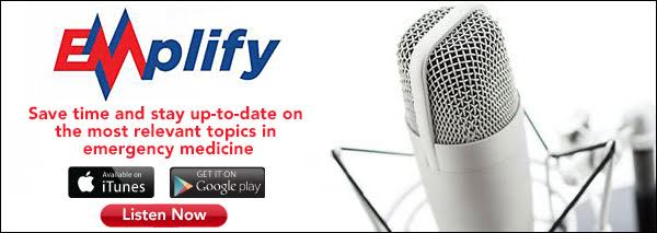 EMplify, the new evidence-based podcast, is now available on iTunes and Google Play!