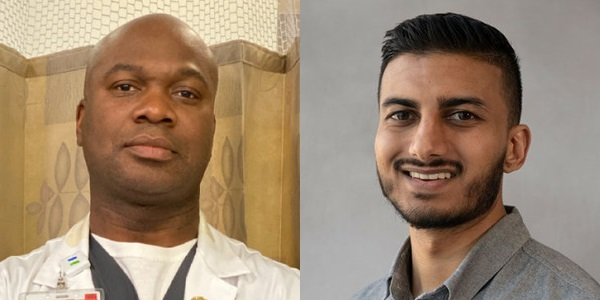 Dr. Sam Ashoo interviews Drs. Al Giwa and Akash Desai