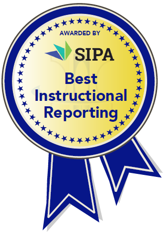 Awarded By Sipa, Best Instructional Reporting