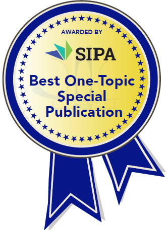 Awarded By Sipa, Best One Topic Special Publication