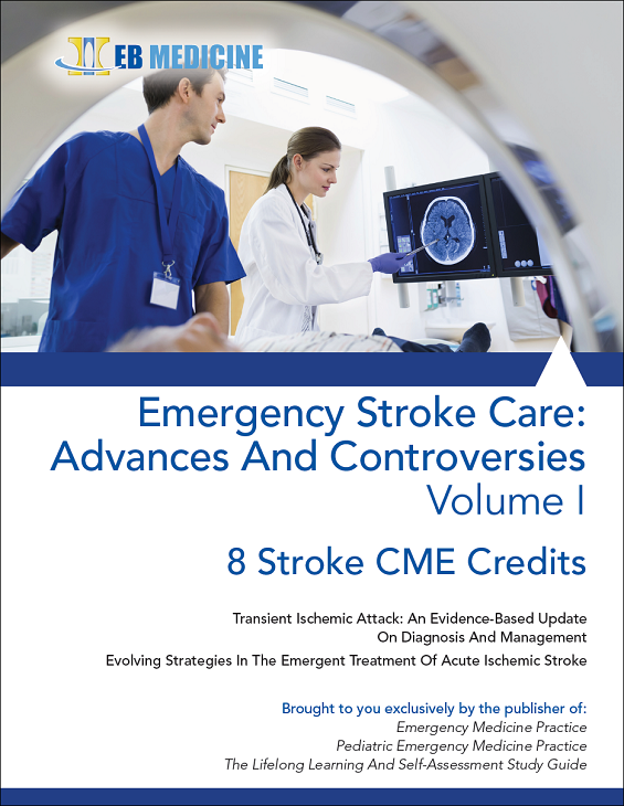 Emergency Stroke Care