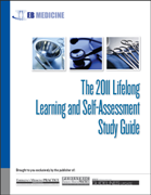 The 2011 Lifelong Learning And Self-Assessment Study Guide