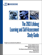 The 2013 Lifelong Learning And Self-Assessment Study Guide