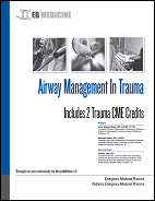 Airway Management In Trauma (Trauma CME)
