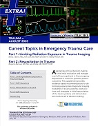 Current Topics in Emergency Trauma Care - Trauma EXTRA Supplement (Trauma CME)