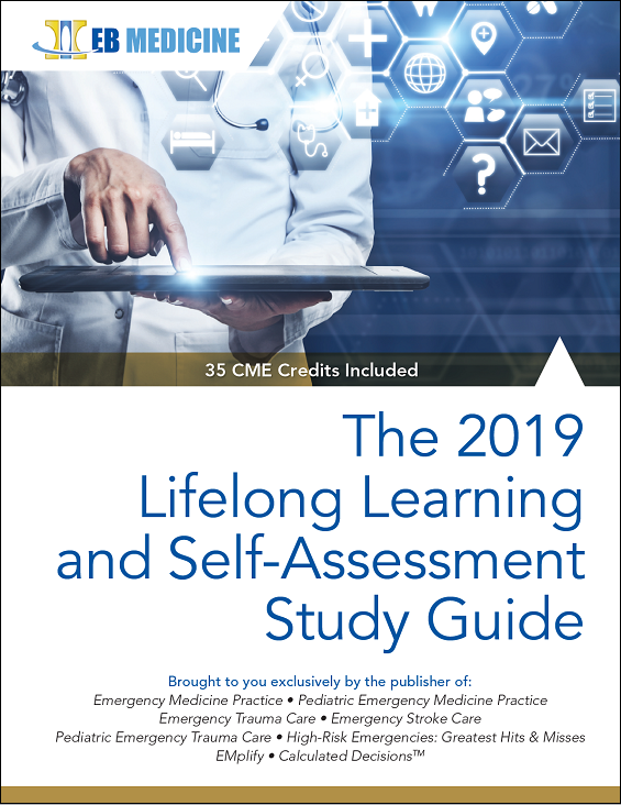 The 2019 Lifelong Learning And Self-Assessment Study Guide