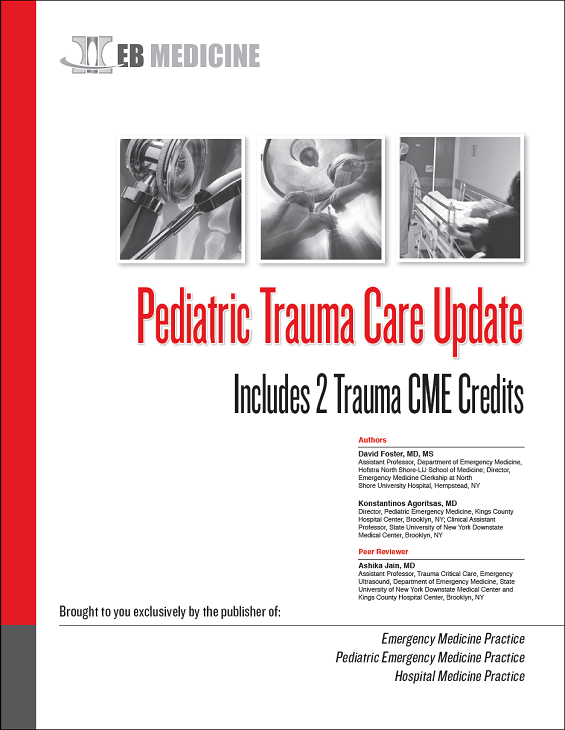 Pediatric Trauma Care Update (Trauma CME) Fullsize Image