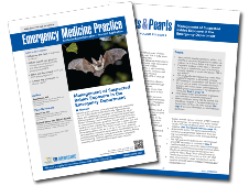 Management of Suspected Rabies Exposure in the Emergency Department (Infectious Disease CME)
