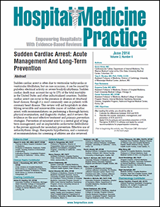 Sudden Cardiac Arrest: Acute Management And Long-Term Prevention