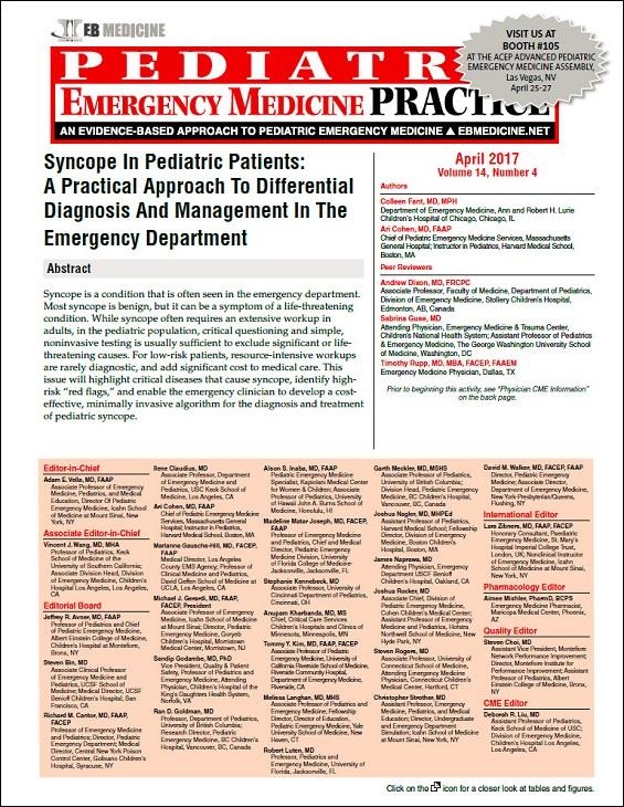 Maxillofacial Trauma, Current Emergency Medicine Practice Issue