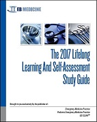 The 2017 Lifelong Learning And Self-Assessment Study Guide