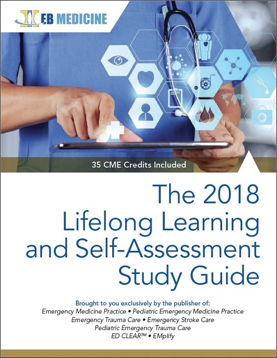 The 2018 Lifelong Learning And Self-Assessment Study Guide