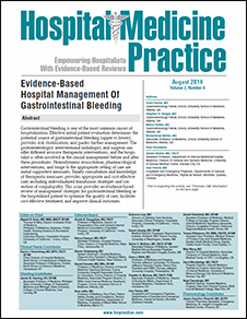 Evidence-Based Hospital Management Of Gastrointestinal Bleeding
